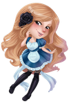 Maidoll Chibi - Juliet by Flying4Freedom