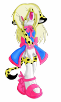 Collab - Zallie The Leopard by ToTo088