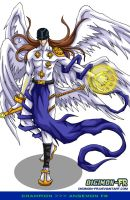 Champion - Angemon FR by Digimon-FR