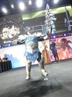 Comikaze Expo 2014: Cosplay Contest 6 by iancinerate