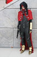 Vincent Valentine - the Gunman by AtiChan