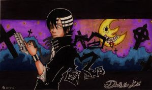 :Death The Kid: by bloody-hell-emo