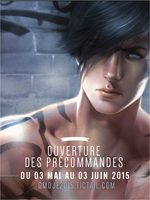 Precommandes ouvertes ! by Rohan-Lockhart
