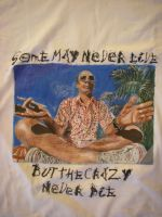 Hunter S. Thompson Tee by my-name-is-mike