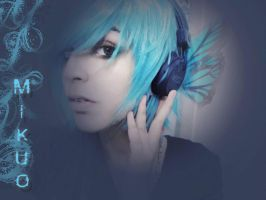 Mikuo Hatsune - Vocaloid by Sarcanide