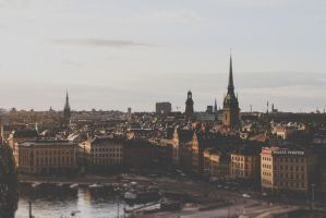 Stockholm by mkrtchyan