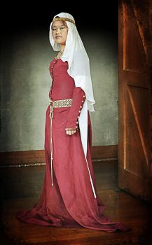 Medieval in Red by Georgina-Gibson