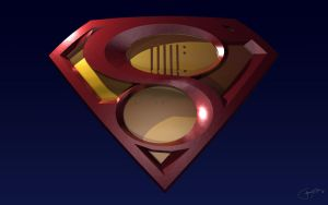Kryptonian Wallpaper by JeremyMallin