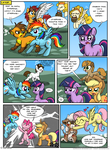 Equestria World - Page 41 by StePandy
