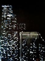 New York City Lights by Illustrious-Fish