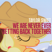 We Are Never Ever Getting Back Together (AJ) by AdrianImpalaMata