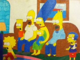 Simpsons by RHCP24