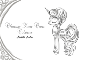 MLP Adopt Auction {CHOOSE YOU OWN COLOURS}Ended by Blesses
