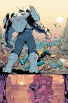 Invincible 94 cover by JohnRauch