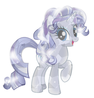 Crystal Rarity by rainbownspeedash