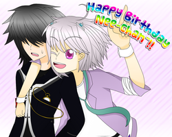 Happy Birthday Nee-chan~! by Kagami-Usagi
