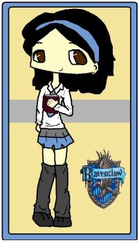 Ravenclaw by Twinkie-and-Popsikle