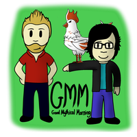 Rhett and Link by Difixini