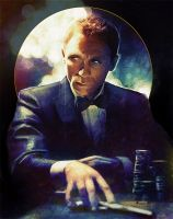 Bond: Casino Royale by DanielMurrayART