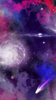 Photoshop Galactic Attempt 2 by xBeyondTheGalaxies