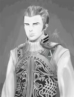 Balthier by Aksido