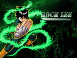 rock lee by Tobi69