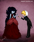 May I have this dance?? by ninammm1