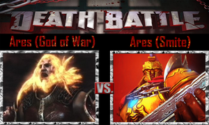 Ares vs Ares by SonicPal