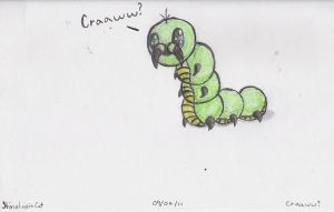 Craaww? by ShinyStrawberry