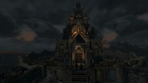 Dragonreach RCRN 3.5 - Early evening by lupusmagus