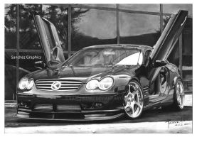 Kleemann Mercedes SL55 Xtreme by sanchez567