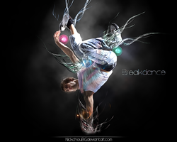 Breakdance wallpaper by NickchouBG