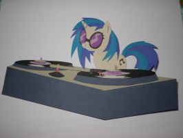 Spin that record by fishinigami
