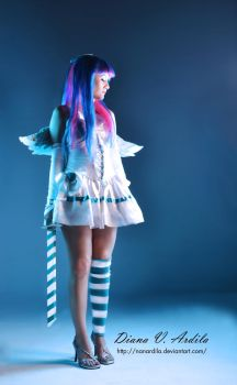 Cosplay Stocking by nanardila