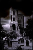 Spooky church... by Koekiemonster