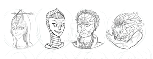 tp character cuts wip 2 by Cryo-Tech