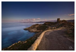 Ile Rousse Corsica by Robinours2b