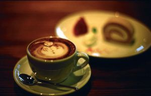 Coffee Morning by 4NAiF