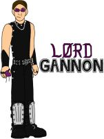 USWF: Lord Gannon by jamesgannon