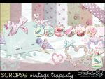 Vintage Teaparty by seishido