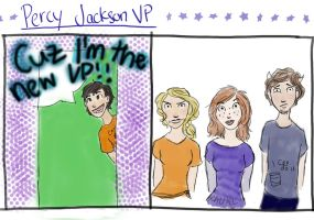 PERCY JACKSON VP by wondernez