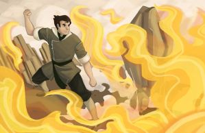 A Bolin Be A Bendin by Adcacai