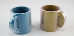 Ceramic Expresso Cup V2 3D print by nic022