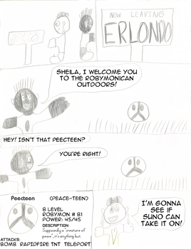 What's Outside Erlondo 2 by KamionUmbreon