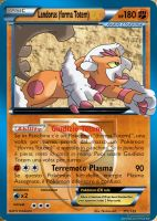 Landorus EX PLASMA (ITA) N.??? by MultiSonic99