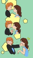 ron and hermione 2 by angel-smw