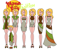 Phineas and Ferb fashion: Jeramy by Willemijn1991