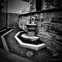 The Fountain by DREAMCA7CHER