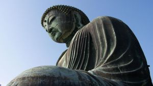 Japan XVII: Kamakura Buddha by ame-no-yume