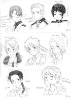 Axis Powers + Allied Force by Naru-Nisa
